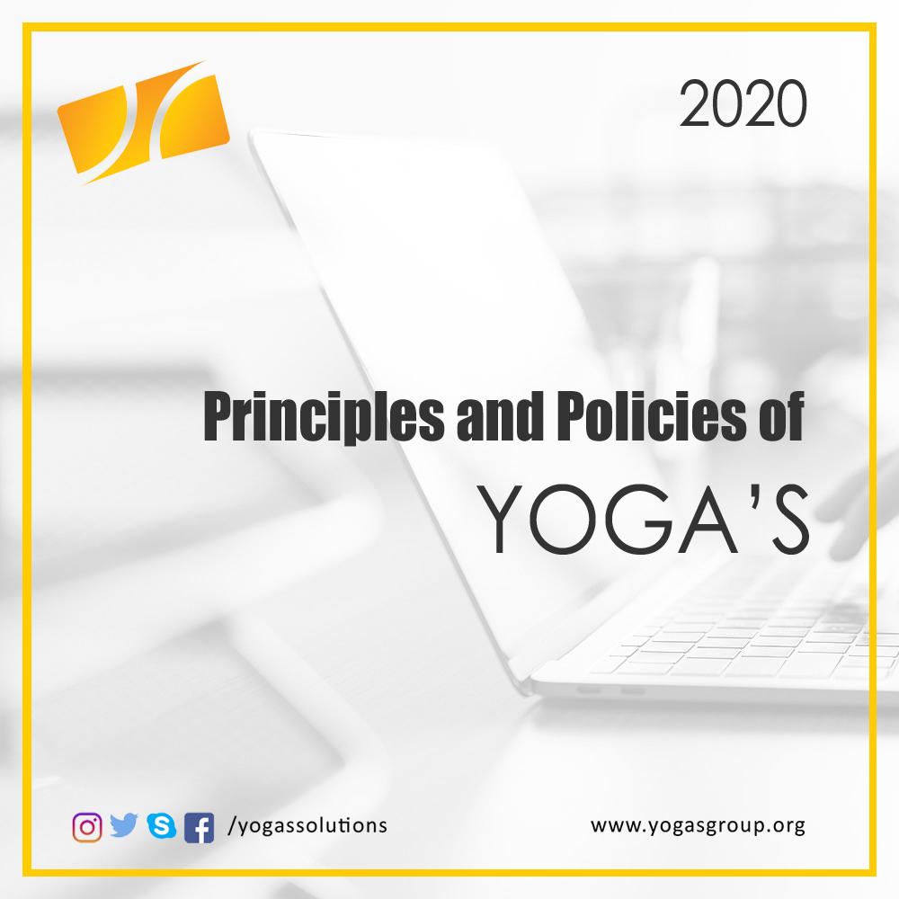 Policies and Principles